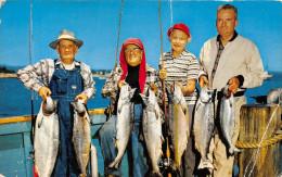 ¤¤  -    Pêcheurs  -  Pêche Au Saumons    -  ¤¤ - Pesca
