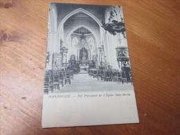 Poperinge Interieure de l�Eglise St Bertin