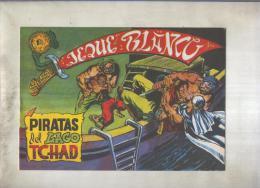 Jeque Blanco Facsimil Numero 005: Piratas Del Lago Tchad - Boeken, Tijdschriften, Stripverhalen