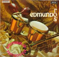 * LP *  EDMUNDO ROS - RHYTHMS OF THE SOUTH (France 1965) - Instrumental