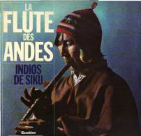 * LP *  INDIOS DE SIKU - LA FLUTE DES ANDES (France EX-!!!) - Wereldmuziek