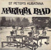 * LP *  ST PETER'S  KUBATANA MARIMBA BAND - SAME (Africa 1980 EX-!!!) - Wereldmuziek