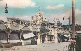 LIEGE EXPOSITION PAVILLON DE L'EXTREME-ORIENT TEMPLE CHINE JAPOIN ? - Expositions