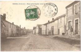 Dépt 08 - SEUIL - Rue Principale Vers Le Moulin - France