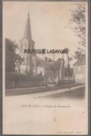 76---FLAMANVILLE --L´Eglise--- (Pays De CAUX) - France