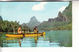 TAHITI - Cook's Bay, 1973 - Tahiti