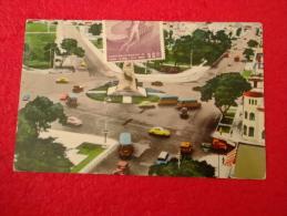 Per� Lima Plaza de Jorge Chavez 1962 nice stamps small size