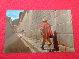 Per� Lima Calle Loreto 1979 nice stamps small size