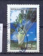 Madagascar 2002, highest value serie, minr 2594, vfu. Cv 7 euro