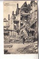 B 2800 MECHELEN, Zerstörungen 1.Weltkrieg, Deutsche Feldpost 1914 - Machelen