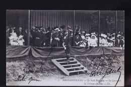 FONTAINEBLEAU LE RAID HIPPIQUE 1907 GENERAL PICQUART - Fontainebleau
