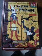 BLAKE ET MORTIMER  LE MYSTERE DE LA GRANDE PYRAMIDE T1  JACOBS - Blake Et Mortimer