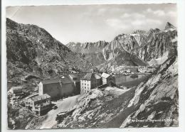Suisse   - Col Du Grand St Bernard - VS Valais
