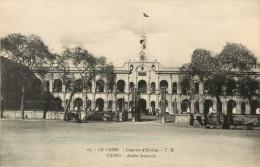 CAIRO - ABDIN BARRACKS - LE CAIRE CASERNE D ABDINE - Le Caire