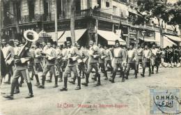 LE CAIRE - MUSIQUE DU REGIMENT EGYPTIEN - Le Caire