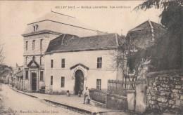 01 - BELLEY - Collège Lamartine - Vue Extérieure - Belley