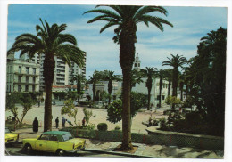 Alg�rie--ALGER LA BLANCHE--1973--El Biar-Place Kennedy (belle voiture),cpsm 15 x 10 n� 603 �d SNED