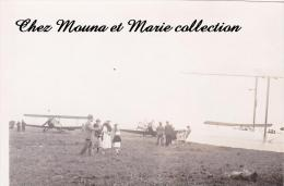 PHOTO 1933 8.5 X 6 MAISON BLANCHE AVIATION 2379 - Aviation