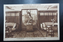 D'artagnan  Un Coin Du Salon De Musique 1 Eres Classes - Dampfer