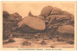Dépt 29 - PLOUGUERNEAU - LILIA - Rochers Du Port Nézic - Plouguerneau