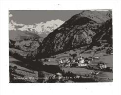 Valle D´Aosta -  Ollomont - Panorama E Gran Combin.   Viaggiata - Altre Città