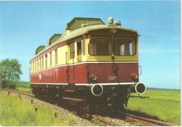 TRAIN Allemagne - EISENBAHN Deutschland - WEYERMOOR - Triebwagen VT 175 - (autorail, Tramway) - Trains