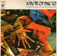 * LP *  FAUSTO PAPETTI - A TASTE OF FAUSTO - Instrumentaal
