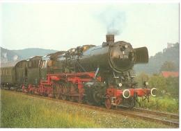 TRAIN Allemagne - EISENBAHN Deutschland - STREITBERG - Lok 50 778 - Trains