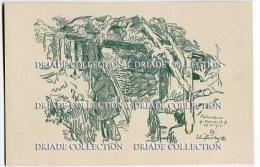 CARTOLINA POSTA MILITARE FELDPOSTKARTE VERLAG KRIEGSZEITUNG DER K.U.K. 10 ARMEE IN VILLACH PRIMA GUERRA AUSTRIA 1914 - Lettres & Documents