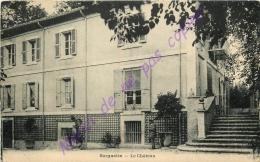 84. SORGUETTE . Le Chateau . - Autres Communes