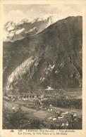 Chedde 74 Haute Savoie  Usines Et Mont Blanc - Saint-Gervais-les-Bains