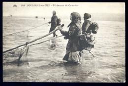 Cpa Du 62 Boulogne Sur Mer  -- Pêcheuses De Crevettes    HIV4 - Boulogne Sur Mer