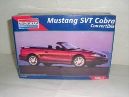 Monogram 1:25 - MUSTANG  SVT Cobra Convertible - Automobili