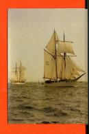 """Voiliers - """"Belle Poule """"et """"ETOILE"""" : Les 2 Goelettes à Humiers De La Marine Nationale Française Collection JO Gauthier - Voiliers"""