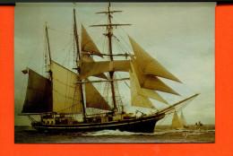 """Voiliers - """"Regina-Maris"""" : 3 Mâts- Goelettes De Boston Collection JO Gauthier - Voiliers"""