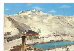 Postal 024858 : Sallent de Gallego formigal-estacion invernal.