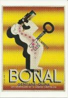 PUBLICITE ALCOOL BONAL APERITIF  A.M. CASSANDRE  BIBLIOTHEQUE FORNEY SERIE  L´APERITIF N° 9 - Advertising