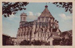 [85] Vendée >  Aizenay Eglise Vue De L'Avenue De Verdun. - (voir Scan). - Aizenay