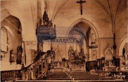 Eglise Du Poiré Sur Vie – Cœur, Commencement Du 13 è  Siècles – Spécimen Du Style Ogival à Lancette &n - Poiré-sur-Vie
