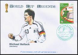 DZ - 2014 - Football Legends - Fußball - Michael Ballack Germany Allemagne Player Soccer - Calcio