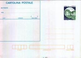 MANTOVA - CASTELLO DI S. GIORGIO - Entero Postal