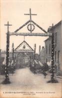 ¤¤  -   2   -    SAINT-AUBIN-des-CHATEAUX  -  Souvenir De La Mission Du 14 Février 1926   -  ¤¤ - Non Classificati