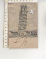 PO8943C# PISA - IL CAMPANILE  VG 1905 - Pisa