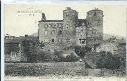 Vergézac-Le Château De Vergézac-(CPA) - France