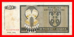 KNIN 50 DIN 1992 - Croatie