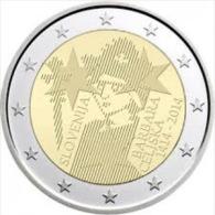 2 Euro Commémorative Slovénie 2014 - Slovenia