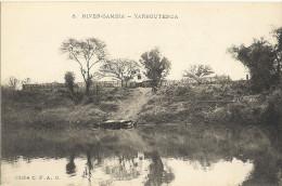 Cp - Precurseur   -   River Gambia Yarboutenda   19 - Gambie