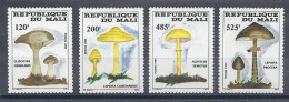 140016935  MALI  YVERT  Nº  515/8  **/MNH - Malí (1959-...)