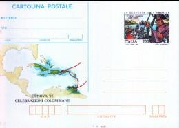 GENOVA '92 - COLOMBO - IL TERZO VIAGGIO - 6. 1946-.. Repubblica