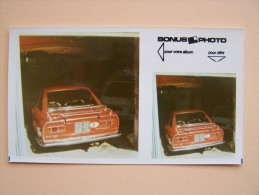 PHOTO FIAT 124 SPORT Coupé - Automobile